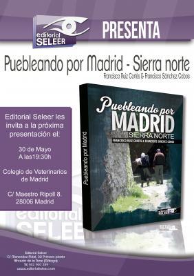 INVITACIÓN: PUEBLEANDO POR MADRID. SIERRA NORTE
